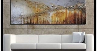 Huge Abstract Wall Art
