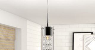 Bainbridge 1-Light Single Cylinder Pendants