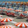 Italian Beach Umbrellas (Photo 4 of 25)