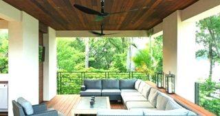 Outdoor Patio Ceiling Fans With Lights