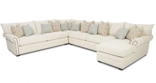 Sectional Sofas With Nailheads