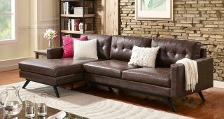 Sectional Sofas For Small Places