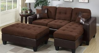 Sectional Sofas With Ottoman