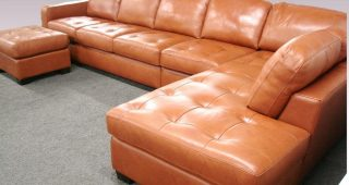 Camel Sectional Sofas