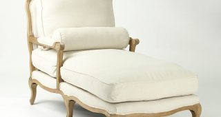 French Country Chaise Lounges
