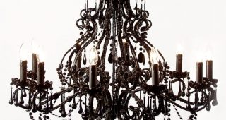 Branched Chandelier