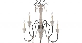 Corneau 5-Light Chandeliers