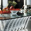 Crystal Dining Tables (Photo 9 of 25)