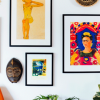 Vibrant Wall Art (Photo 10 of 15)