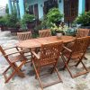 Folding Outdoor Dining Tables (Photo 14 of 25)