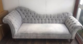 Grey Chaise Lounge Chairs
