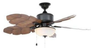 Metal Outdoor Ceiling Fans With Light