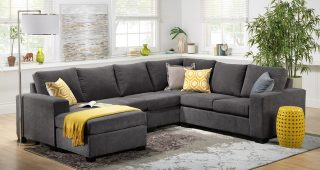 Kitchener Sectional Sofas