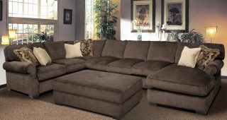 Deep Sectional Sofas With Chaise