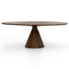 Chapman Marble Oval Dining Tables (Photo 5 of 25)
