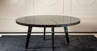 Dom Round Dining Tables
