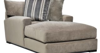 Double Chaise Lounge Chairs