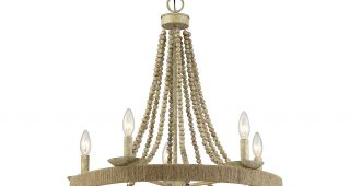 Duron 5-Light Empire Chandeliers