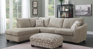 2 Piece Sectional Sofas With Chaise