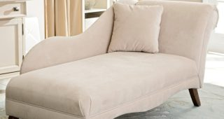 Fabric Chaise Lounge Chairs