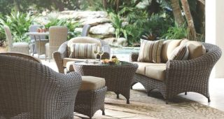 Martha Stewart Conversation Patio Sets