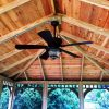 Outdoor Ceiling Fans For Gazebo (Photo 3 of 15)