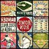 Vintage Baseball Wall Art (Photo 2 of 15)