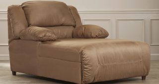 Microfiber Chaise Lounges