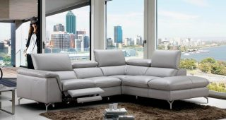 Light Grey Sectional Sofas