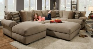 Chaise Sectional Sofas