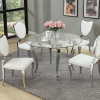 Glass Dining Tables Sets (Photo 14 of 25)