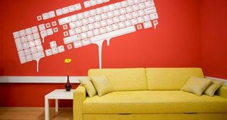 Graphic Design Wall Art