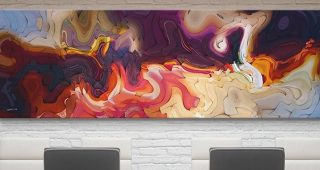 Commercial Wall Art