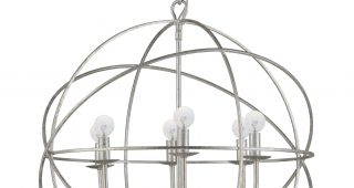 Gregoire 6-Light Globe Chandeliers