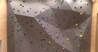 Home Bouldering Wall Design
