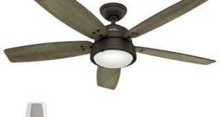 Hunter Outdoor Ceiling Fans With Lights