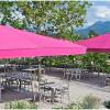 Jumbo Patio Umbrellas (Photo 9 of 15)