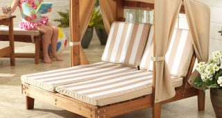 Kidkraft Double Chaise Lounges