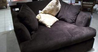 Oversized Indoor Chaise Lounges