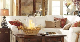 Pottery Barn Table Lamps For Living Room