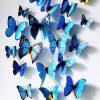 3D Butterfly Wall Art (Photo 7 of 15)