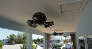Outdoor Ceiling Fans With Misters