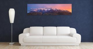 Panoramic Wall Art