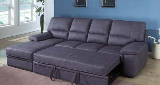 Leather Sectional Sleeper Sofas With Chaise