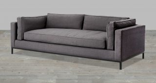 One Cushion Sofas