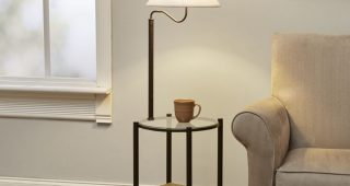 Ceramic Living Room Table Lamps