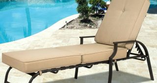 Extra Wide Outdoor Chaise Lounge Chairs