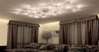 Low Ceiling Chandeliers