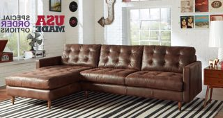 Made In Usa Sectional Sofas