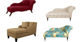 Mini Chaise Lounges